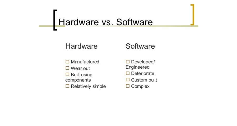 Software vs Hardware Product Management